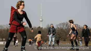 Winter in Deutschland war wieder zu warm
