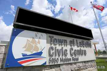LaSalle Town Hall Re-Opens Monday   windsoriteDOTca News - windsoriteDOTca News