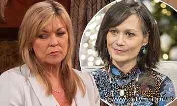 Emmerdale's Claire King remembers Leah Bracknell and claims cancer is 'nature's payback'