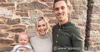 The life of George North and the family who mean everything to him