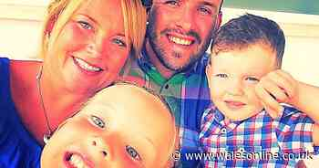 Fit dad needed emergency brain surgery after going to bed with a headache