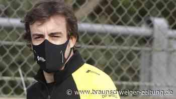 Alpine F1 Team: Formel-1-Pilot Alonso fehlt bei Wagenvorstellung