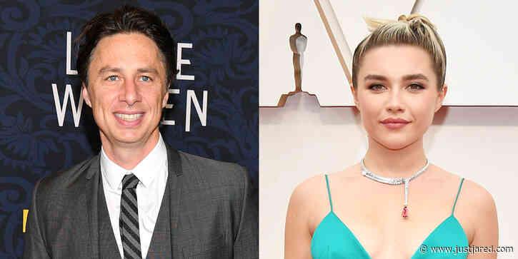 Florence Pugh to Star in Boyfriend Zach Braff's Film 'A Good Person'