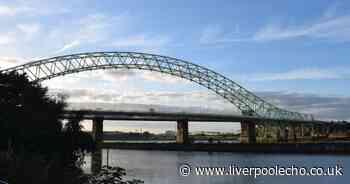 Runcorn-Widnes bridge reopens to traffic after three years