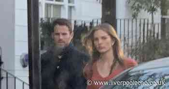 Jamie Redknapp spotted with new girlfriend Frida Andersson-Lourie