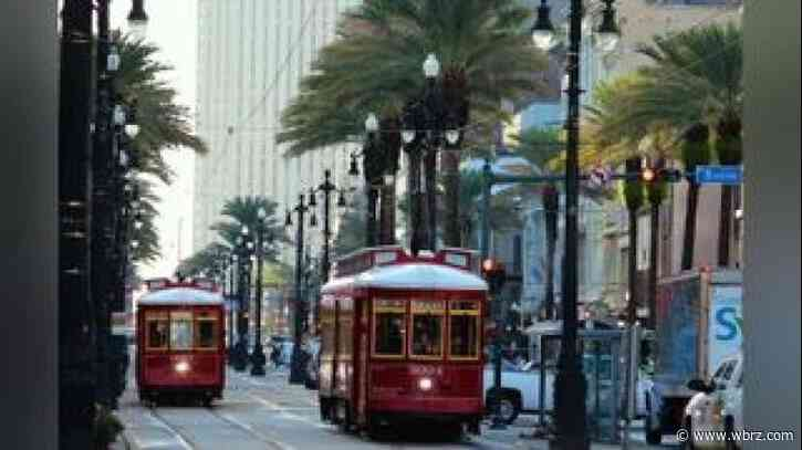 New Orleans relaxing pandemic restrictions as numbers fall