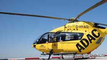 ADAC zählt 1140 Einsätze aus der Luft in Sachsen-Anhalt - Süddeutsche Zeitung