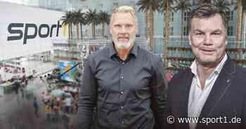 CHECK24 Doppelpass mit Thorsten Fink und Maximilian Arnold LIVE im TV und Stream - SPORT1
