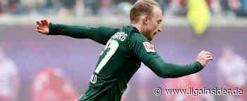 VfL Wolfsburg: Maximilian Arnold meldet sich fit - LigaInsider