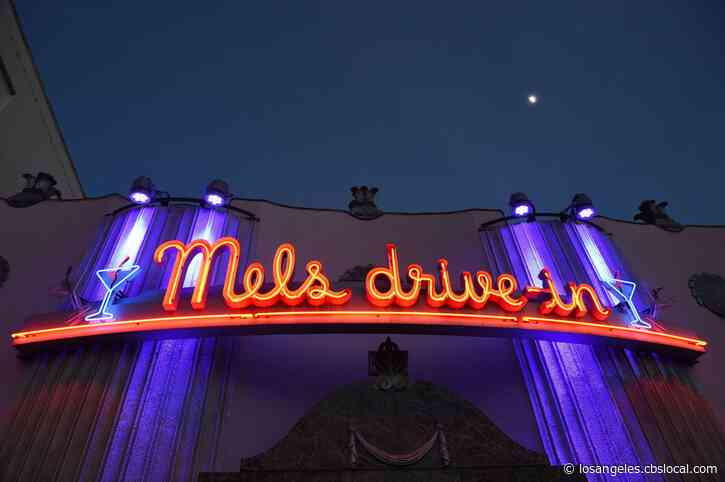 West Hollywood's Iconic Mel's Drive-In Offering 40-Cent Burgers Friday For Reopening