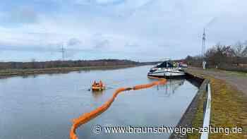 Schiffe kollidieren auf Elbe-Seitenkanal im Kreis Gifhorn