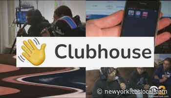 Evolving Social Media Apps Like Clubhouse Emphasize Talking Over Texting - CBS New York