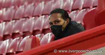 Liverpool headlines Klopp outlines Van Dijk role in CL push