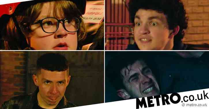 Coronation Street spoilers: Terrified Sam Blakeman catches Simon Barlow torturing young lad in violent scenes