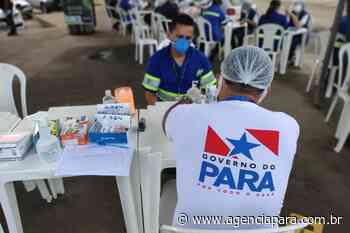 Sespa participa de ação de saúde no porto de Vila do Conde, em Barcarena - Para
