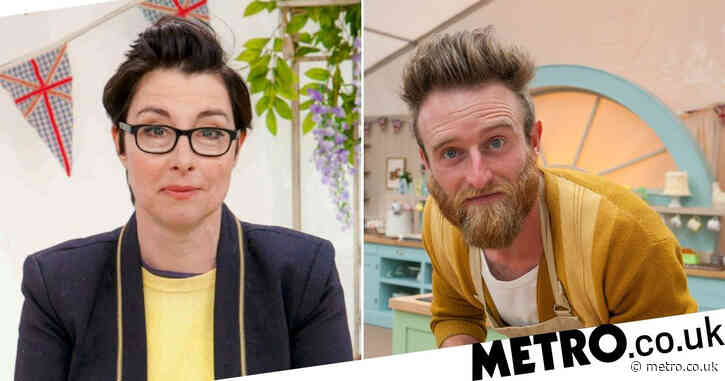 Bake Off's Sue Perkins recalls Iain Watters' wild baked Alaska meltdown: 'He really lost it'