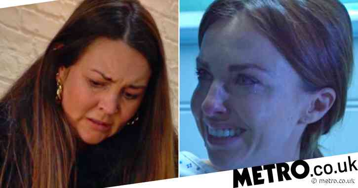 EastEnders spoilers: Ruby Allen blames Stacey Slater for miscarriage after terrifying tumble