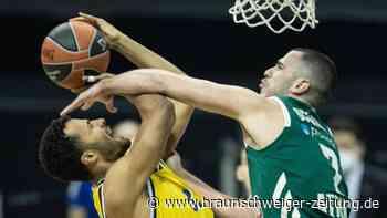 Euroleague: Alba Berlin schlägt Panathinaikos Athen