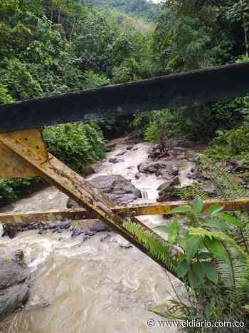 Comunidad de Mistrató rechaza la construcción de pequeñas centrales hidroeléctricas en el municipio - El Diario de Otún