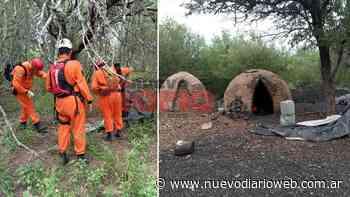 Detuvieron al femicida de Puesto San Roque: estaba en el monte - Nuevo Diario de Santiago del Estero