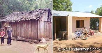 Regalan casa a familia que vivía en el monte - El Diario de Ciudad Victoria