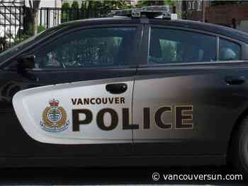 Vancouver police under investigation after video shows officers posing in front of body