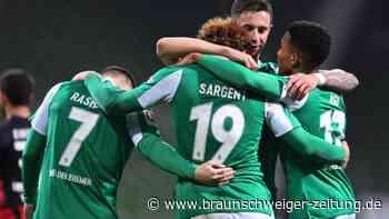 Freitagsspiel 23. Spieltag: Werder beendet Liga-Serie von Eintracht Frankfurt
