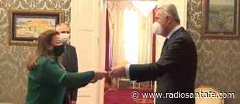 La Embajadora Carmenza Jaramillo presentó cartas credenciales al Presidente de Montenegro, Milo ?ukanovi? - Radio Santa Fe