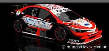 Montenegro estará en el TC2000 la próxima temporada - Mundo D