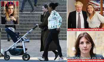 Boris Johnson's fiancée Carrie Symonds tried to damage the careers of top women civil servants