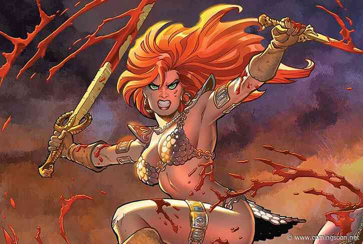 Red Sonja: Tasha Huo to Write Fantasy Adaptation With Director Joey Soloway