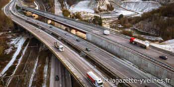 A13 : De nouveaux changements au passage du viaduc - La Gazette en Yvelines