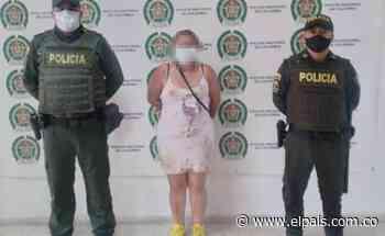 Mujer fue capturada por el homicidio de un ciudadano venezolano en Caicedonia, Valle - El País