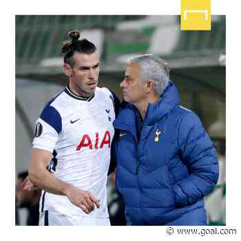 Mourinho wants to play 'happier than ever' Bale more often