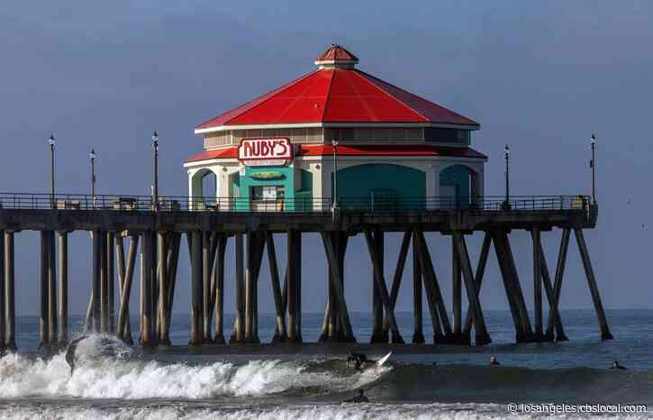 Ruby's Diner On The Huntington Beach Pier To Permanently Close Friday