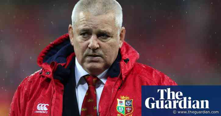 British and Irish Lions consider base in Jersey as contingency plan for tour