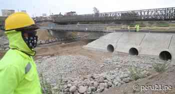 Reconstrucción del puente Virú avanza sin afectar la conectividad entre Chimbote y Trujillo - Diario Perú21
