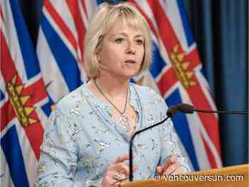 COVID-19: 589 new cases in B.C. as federal government approves new vaccine