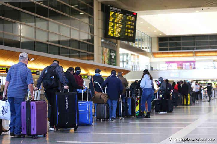 Travel Vouchers Set To Expire As Anniversary Of COVID Shutdown Nears