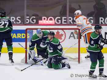 Tight Canucks tenser as they keep trying to 'turn the tide'