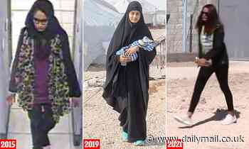 PLATELL'S PEOPLE: ISIS bride Shamima Begum's crimes were sickening - but she's British all the same