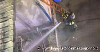 Two die in fire in Naples apartment - La Gazzetta del Mezzogiorno