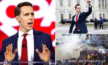Josh Hawley gets standing ovation at CPAC as recalls being called 'traitor' for questioning election