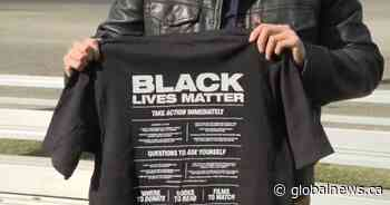 Vancouver film company apologizes after crew member told to remove Black Lives Matter shirt