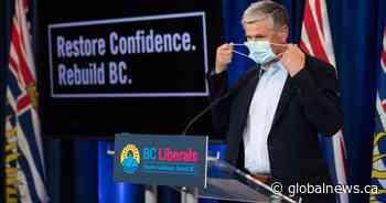 BC Liberals set choose new leader on Feb. 5, 2022