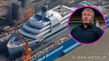 Chelsea: Das sind die Luxus-Jachten von Präsident Roman Abramowitsch - watson