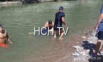 Recuperan cadáver de joven ahogado en río Ulúa, Jesús de Otoro - hch.tv