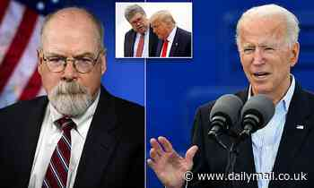John Durham resigns as US attorney but says he will keep investigating Russia probe origins