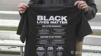 Vancouver production company apologizes over BLM t-shirt row