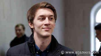 Russian opposition blogger Zhukov beaten outside home in Moscow - Aljazeera.com